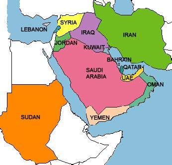 Unrest in middle east essay